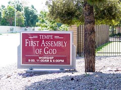 East Valley Assembly of God (Tempe First Assembly of God) (2006)