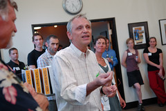 Blumenauer fundraiser ride-shindig-21