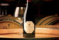 Bottle&GlassOnBarrel (benoviawinery) Tags: california wine vineyards zinfandel santarosa chardonnay pinotnoir russianrivervalley benoviawinery