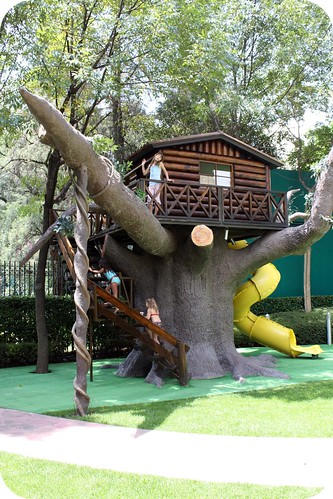 treehouse at our apartment by you.