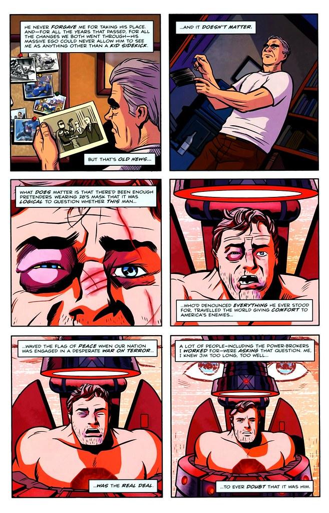 The Life and Times of Savior 28 #4 - Page 6