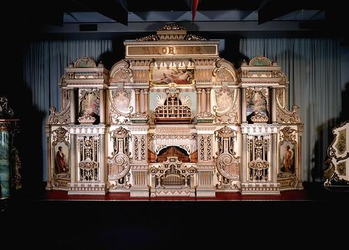 009-Organillo fabricado por Mortier 1927-Copyright Nationaal Museum van Speelklok tot Pierement