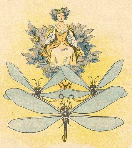 queen of the dragonflies..
