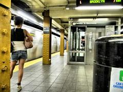 Union Square (Tony Kav) Tags: street new york city train subway square union 14th blueribbonwinner