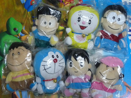 Doraemon dolls - SD size