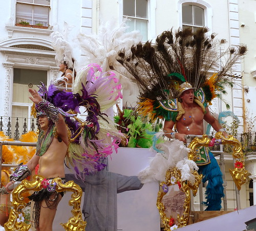 notting hill carnival 2009