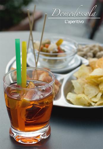 L'aperitivo a Domodossola