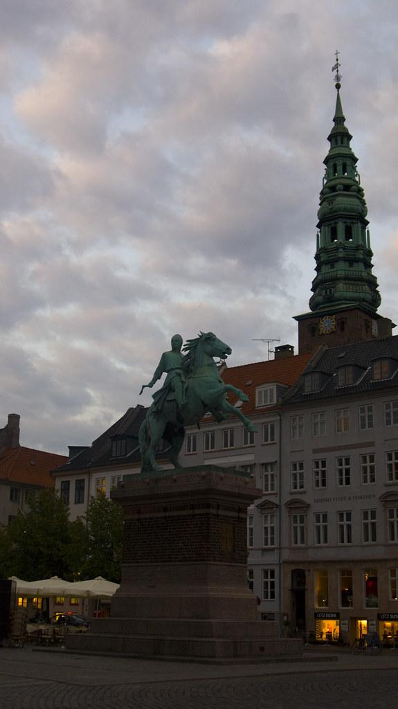 Copenhagen: Slotskirke