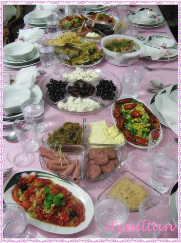ciciş iftar