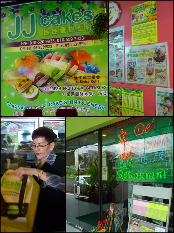 Collage JJ Cake House