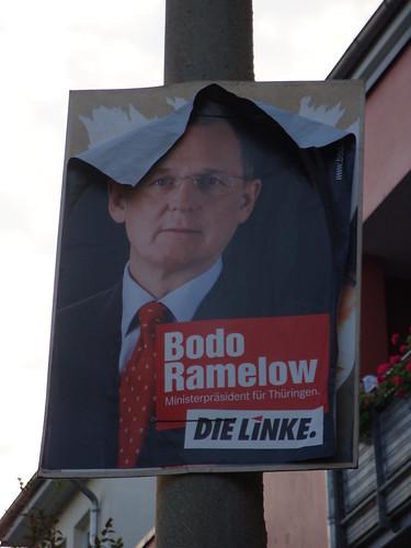 Bodo Ramelow - der Lack ist ab!