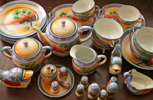 tea set 8