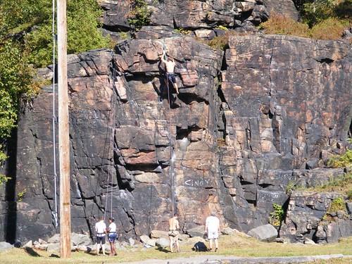 Climbers By Lock 17