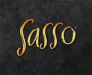Sasso Carpet Logo Design