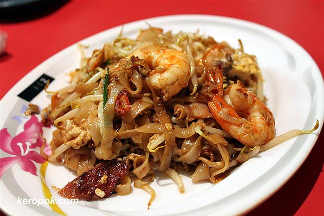 Penang Char Kuey Teow