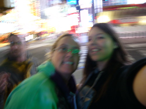 Times Square at Night!