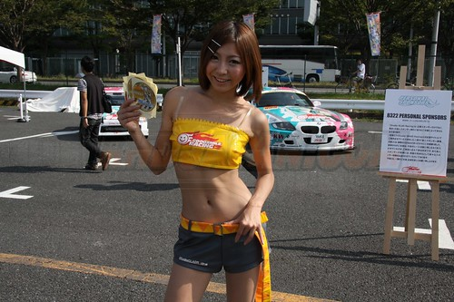When the Anime world and Car world collide in Japan - MY350Z