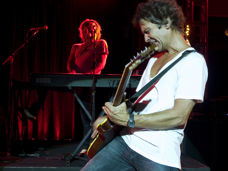 billy squier: all night long tour '09