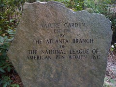 Nature Garden Dedication