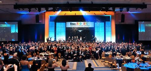 Inc Award Ceremony 2