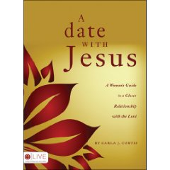 A Date with Jesus by Carla Curtis is on the 10 Must Have Princess Dominique Favorite Things of 2009