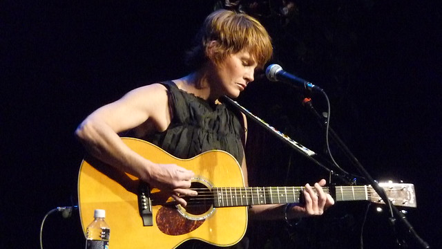 Shawn Colvin live at One World
