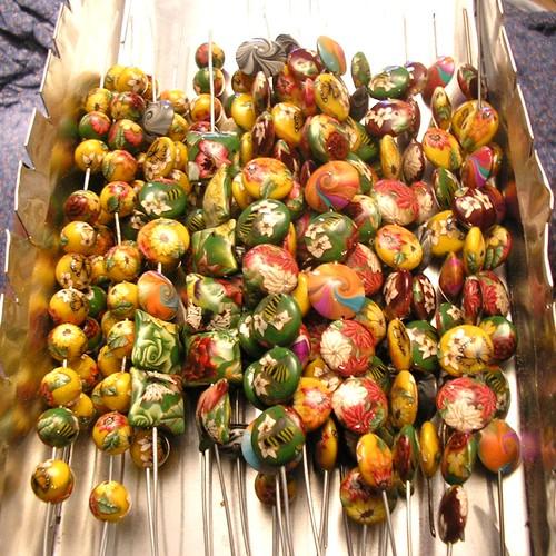 Sticks o beads