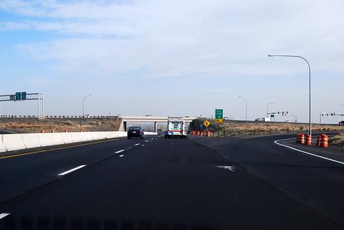 I-90 @ SR 17