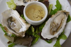 Oysters and Mignonette