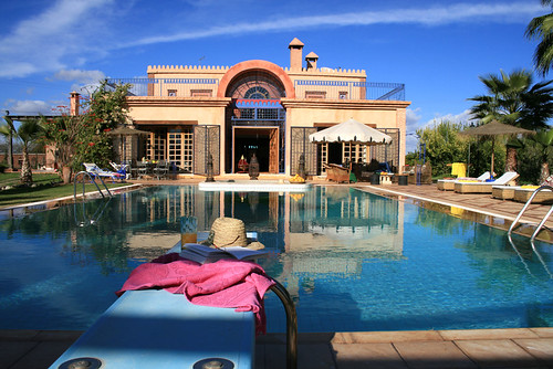Flickriver best riads 39 s photos tagged with marocriad - Maison marocaine avec patio ...