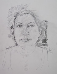 sp (Hava Matzkin Eilam Art) Tags: portrait woman art female pencil drawing portfolio  hava eilam  matzkin