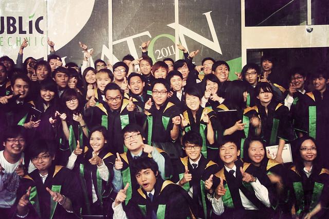 Graduation II