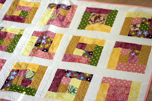 custom hedgehog quilt.