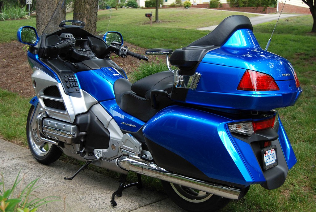 2012 Honda Gold Wing Review - First Ride - Honda Goldwing ...