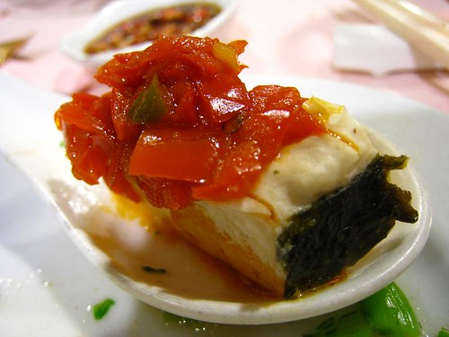 Spicy Pan-Fried Vegetarian Cod (single serve)
