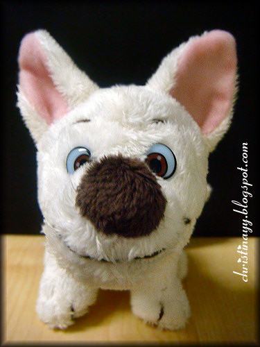 Walt Disney Pictures' Bolt (Soft Toy)