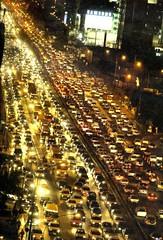 Lima HORAS PUNTA!! el tráfico puede ser horrendo a veces