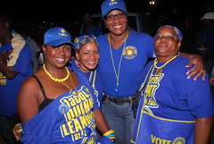 UPP Whistle Stop (18 January 2009) (uppantigua) Tags: antigua elections 2009 upp antiguabarbuda whistlestoptour unitedprogressiveparty
