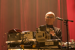 Silver Apples (boxy) Tags: atp all tomorrows parties cockatoo island sydney festival live music gigs festivals nsw afrirampo beaches bridezilla nick cave bad seeds dead meadow robert forster fuck buttons michael gira harmonia hoss laughing clowns the saints silver apples spiritualized stabs james blood ulmer boxy phot photography action portraiture alltomorrowsparties atp09