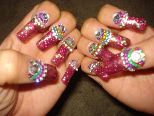 ★colorful Nails~★