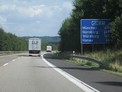 IMG_9206 (European Roads) Tags: road germany highway motorway autobahn freeway giessen a45 hagen siegen dortmund aschaffenburg