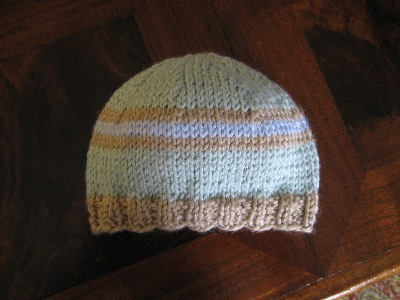 """Modified"" Beanie Hat"