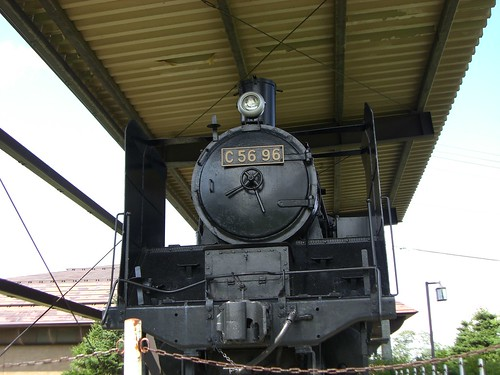 C56形蒸気機関車/C56 steam locomotive