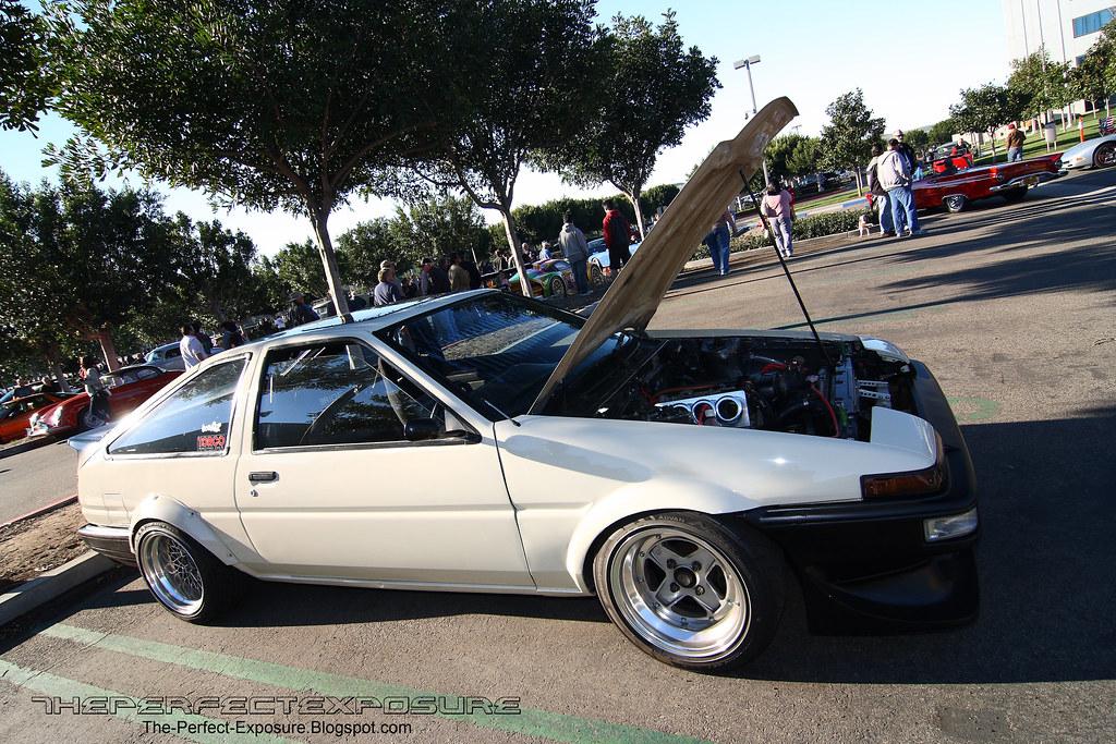 Clean RHD AE86 Corolla - Unofficial Honda FIT Forums