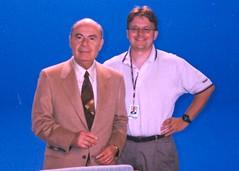 Dave and Marshall Loeb