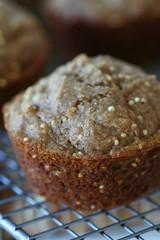 Millet muffin