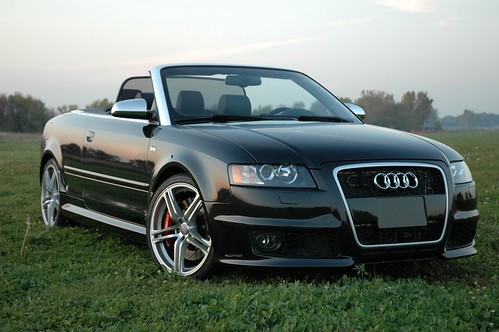 Audi Rs4 Wide Body Kit With The Rs4 Body Kit