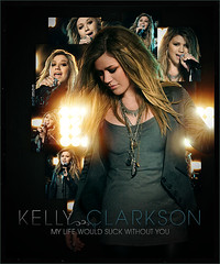 Kelly Clarkson - My life would suck without you (netmen!) Tags: life suck all you kelly wanted would ever without blend clarkson my i netmen