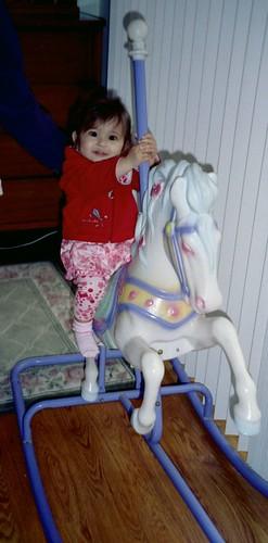 vivian rocking horse