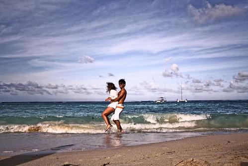 Jamaica beach trip